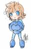 GIFT: Chibi Megaman. :3