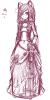 SKETCH: Molly, la fille mi-cage/carousel, mi-hybride félin  (NEW CHARA)