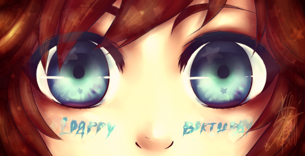 DRAW: A Happy Birthday to Pit.