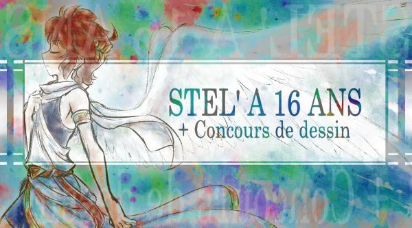 STELLA'S 16TH BIRTHDAY: Un concours !