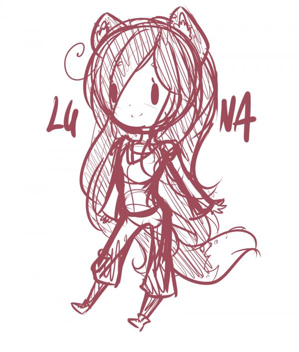 GIFTS: Chizu et Luna.
