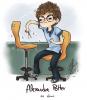 DRAW: Alexandre Potter en chimie
