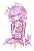 DRAW: Amai est malade (et sans sa mini veste)