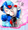 COLLAB': Robot Kiss