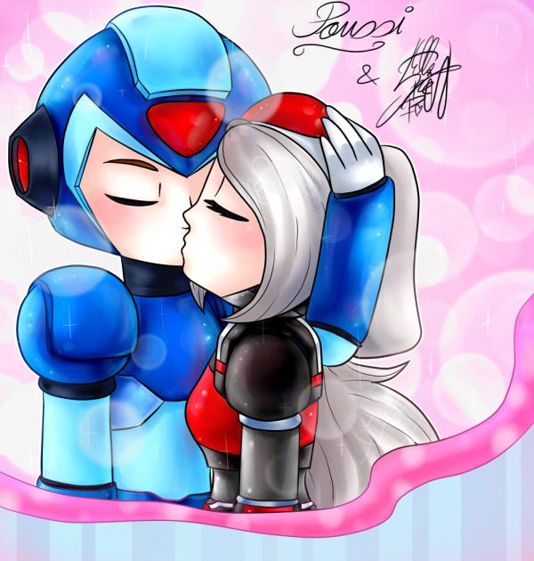COLLAB': Robot Kiss