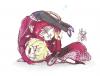 DRAW: Zombie sieste