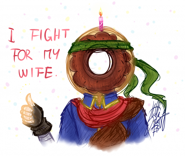 GIFT: I FIGHT FOR DRAGON