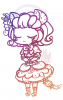 DRAW: rain bow candy