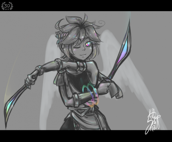 GIFT: 30th of Kid Icarus