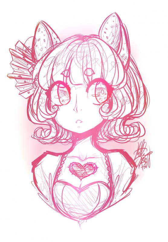 DRAW: Angel heart