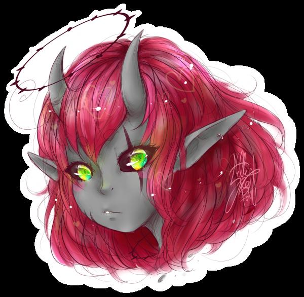 GIFT: Green eyes