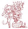 DRAW: c'mon Gloomy-