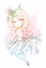 GIFT: butterfly hat girl -Elina-