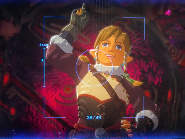 PHOTOS: Zelda Breath of the Wild is pretty fun