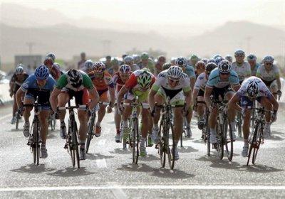Tour d'Oman ACTE III
