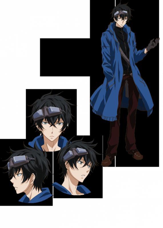 Gareki (du manga Karneval) =3