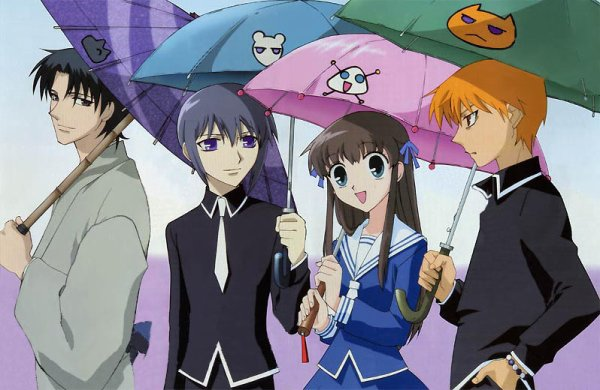 Fruits Basket <3 Mon coup de coeur du moment!!