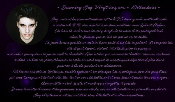 Browning Jay