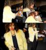 Rihanna, ainsi que sa meilleure amie a été vue sortant de son hôtel à Milan. Belle ou pas la Ri' ?
