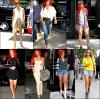 En 2011 Rihanna a enchaîné les Tops, globalement « a t-elle assurée ? »Cette année R. a sortie beaucoup plus d'accesoire que les années précédentes ? est-elle beaucoup moins élégante ? ou au contraire