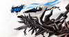 personnages : Black Rock Shooter