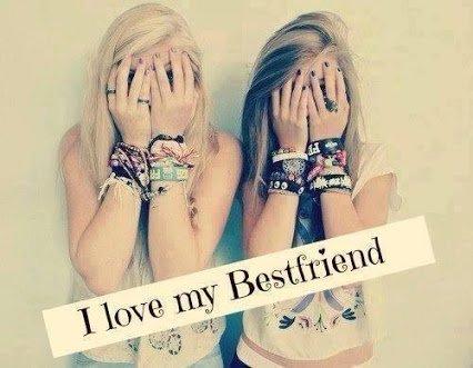 Une amie... ♥