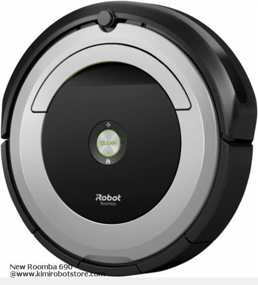 Step by Step iRobot Roomba 690 Limbang