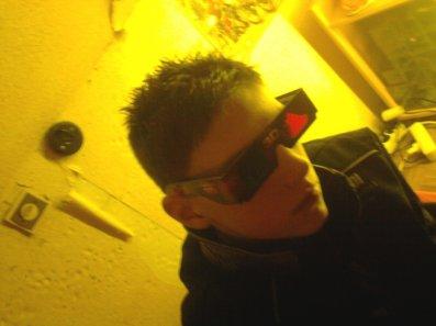 moi avec le lunette 3D