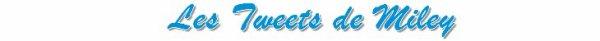 >> Article 145 ; Twitter  >> [ Ami ] [ Favoris ] [ Affilier ] [Habillage]