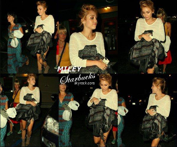 08/06/12 : Miley de sortie à la Nouvelle-Orléans