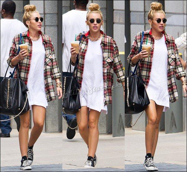 27/07  Miley de retour à Philadelphie
