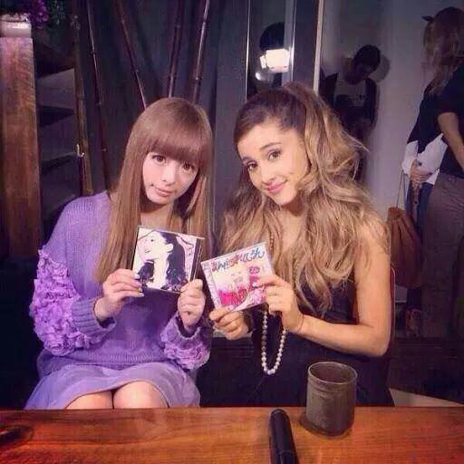 Kyary Pamyu Pamyu et Ariana Grande
