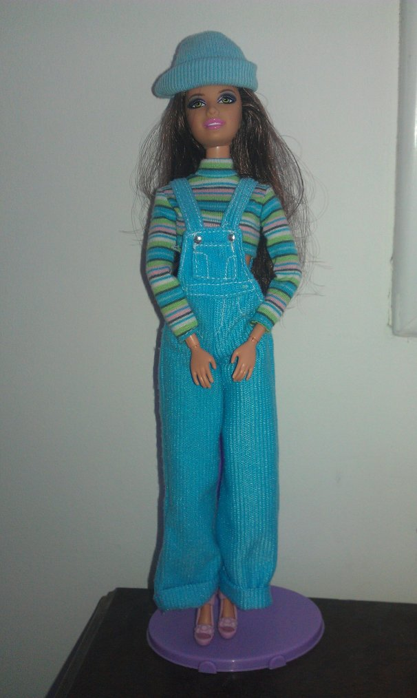 1997 - Tenue Barbie Cool Blue