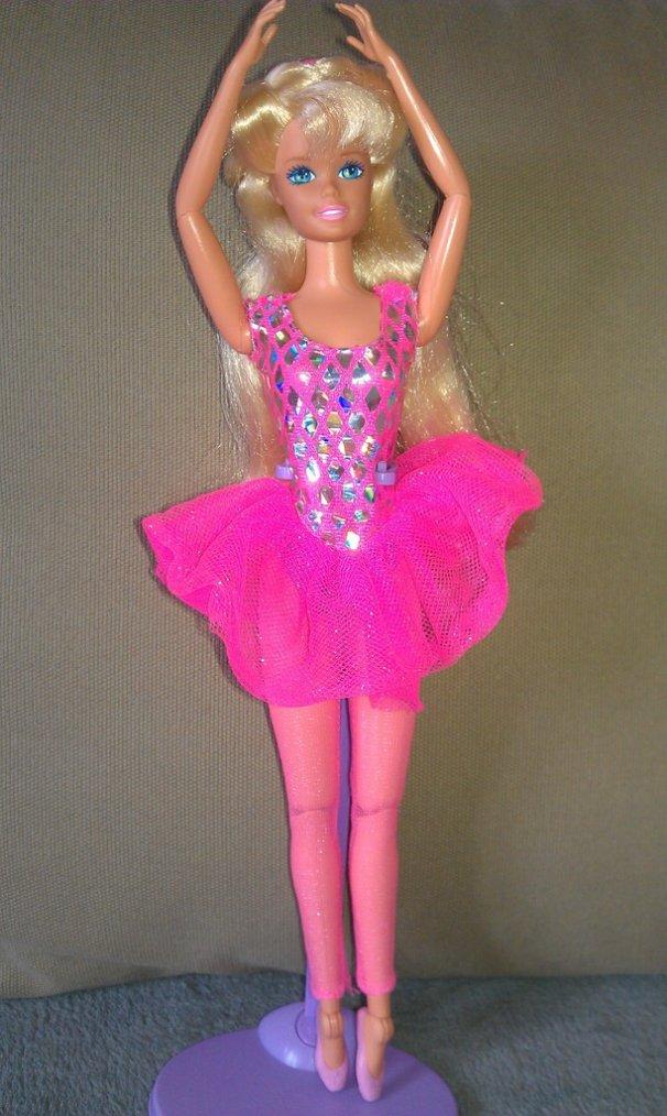 1995 - Twirling Ballerina