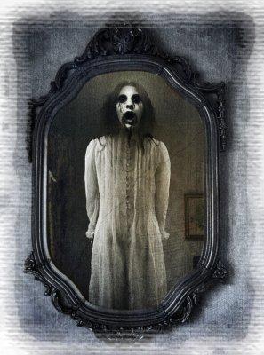 La legende de bloody mary surnaturel que du paranormal for Miroir qui fait peur