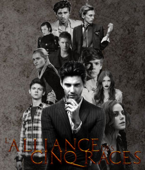 Première fiction : L'Alliance des cinq races.