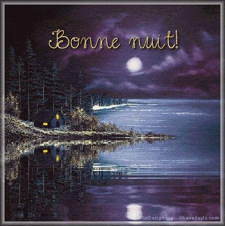 bonne nuit à tous !!bisous