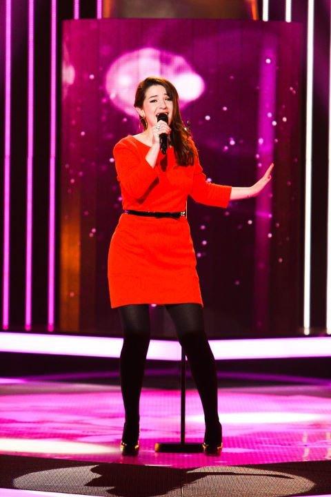 Julia dans The Voice France :D !!!