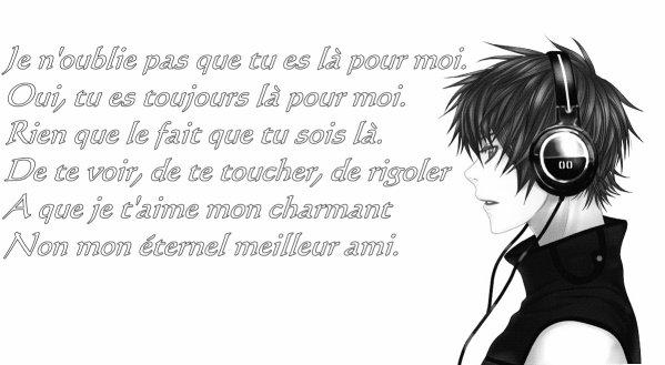 « Une Nouvelle Fiction A Venir ?»   « Je Vous Aime <3»   Sakura-Sasuke