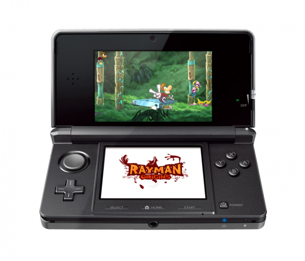 Screenshots 3DS & PS Vita