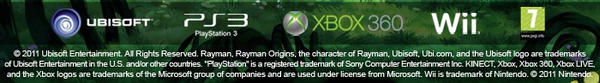 Mail d'Ubisoft envoyé aux membres de leur site officiel