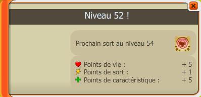 Up niveau 80