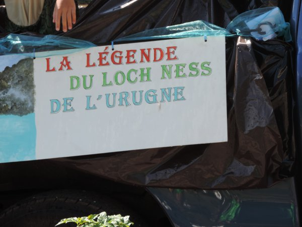 Lundi 26 août 2019 La Canourgue