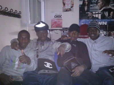 ekipe de léo AKA bamako ( trappes )