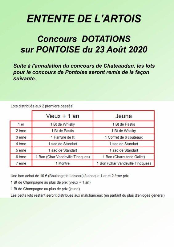 PONTOISE 23 AOUT 2020