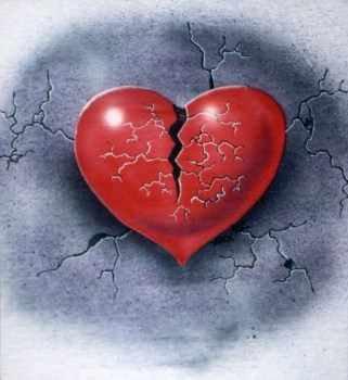 a coeur brisé