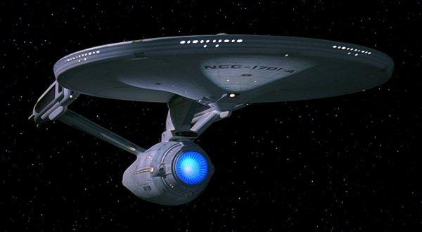 L'Enterprise, un vaisseau mythique dans la sf