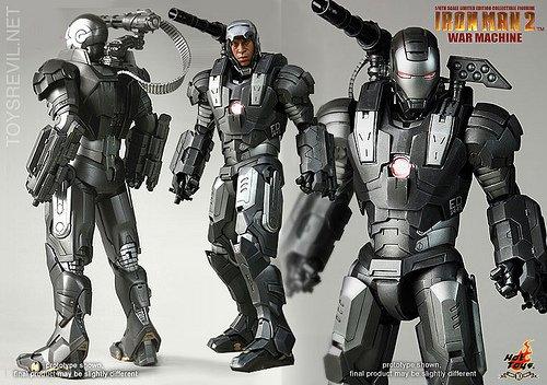 Voici les nouvelles figurines que je viens d'acquérir