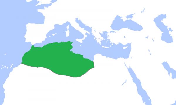 Dynastie Ziride : (972 à 1152)