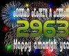 bonne année 2963